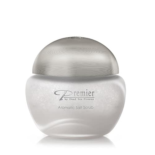 Aromatic Salt Scrub - Silver -0