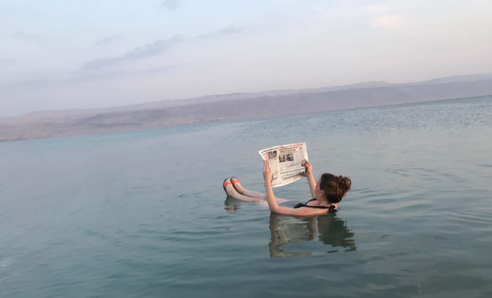Los Beneficios Del Mar Muerto Para Tu Piel