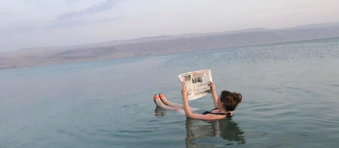 Mar Muerto cosméticos